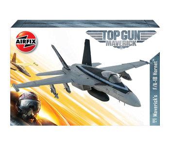 Airfix Model Top Gun Mavericks F-18 Hornet