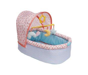Baby Stella Collection Soft Crib