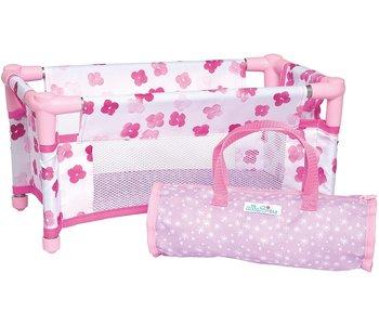 Baby Stella Take A Long Travel Crib