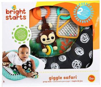 Bright Starts Prop Mat Giggle & See Safari