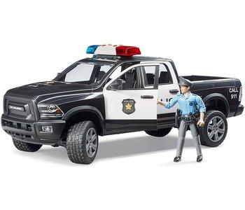 Bruder Dodge Ram Police Truck with Policeman