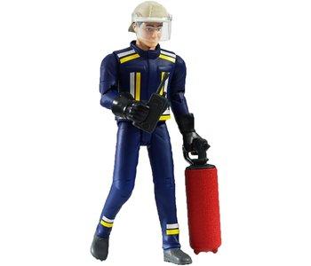 Bruder Figure Fireman