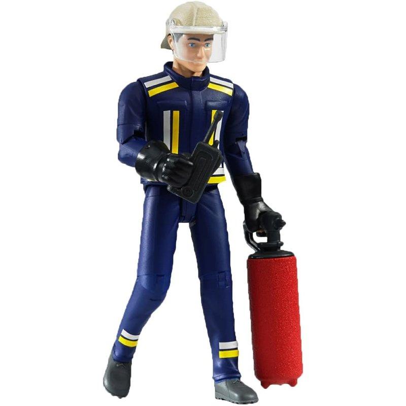 Bruder Bruder Figure Fireman
