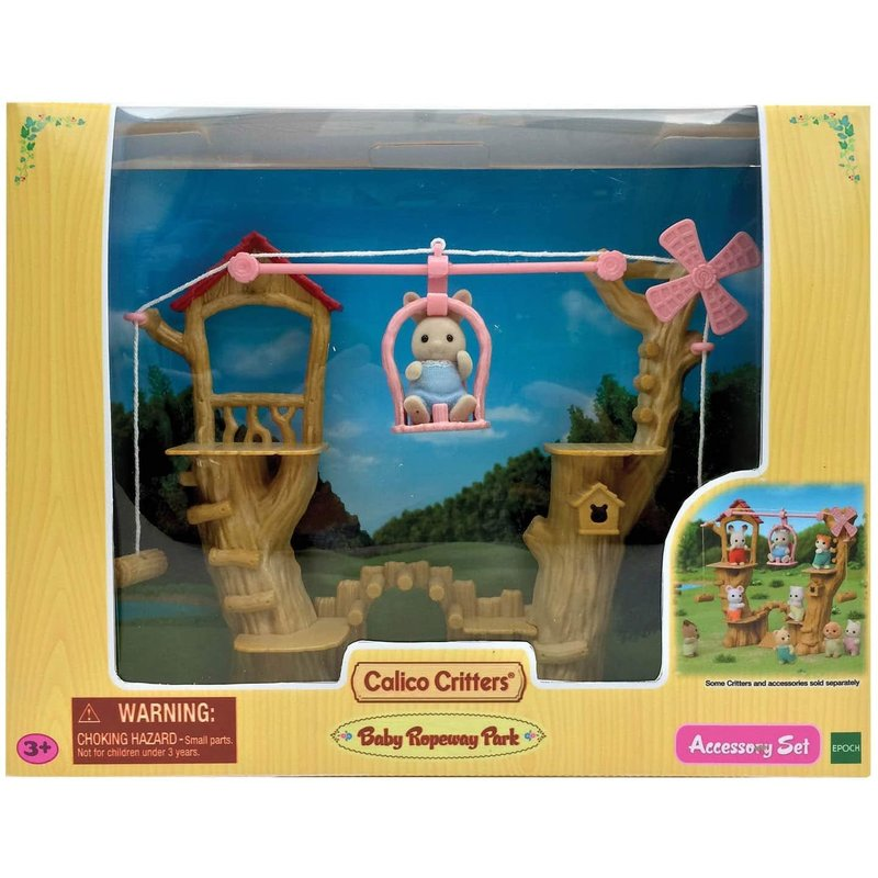 Calico Critters Calico Critters Baby Ropeway Park