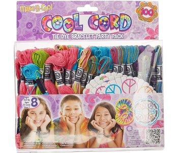 Cool Cord Friendship Bracelet Party Pack