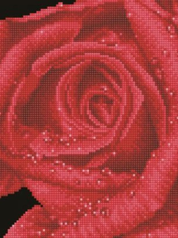 Diamond Dotz Rose Dew
