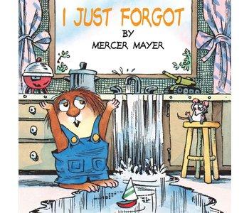 Little Critter Book: I Just Forgot