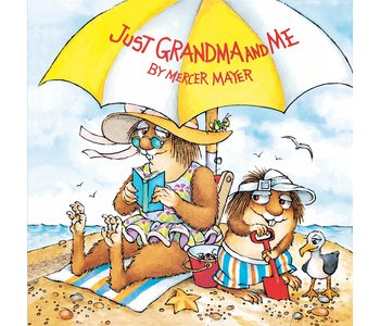 Little Critter Book: Just Grandma and Me