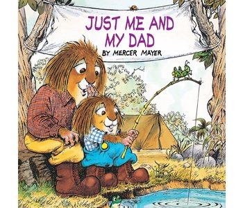 Little Critter Book: Just Me and My Dad