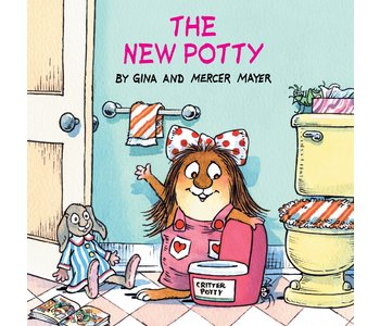 Little Critter Book: The New Potty