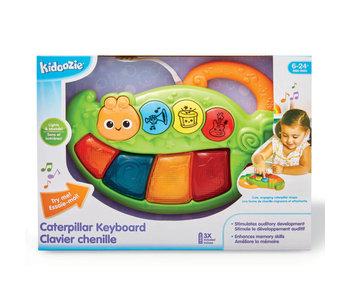 Kidoozie Caterpillar Keyboard