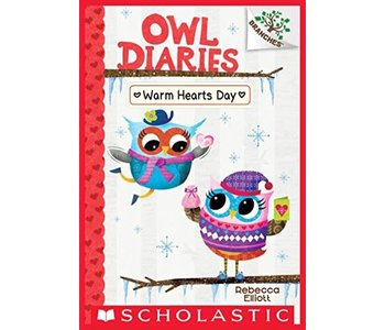A Branches Book Owl Diaries #5 Warm Heart Days