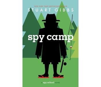 Spy School Book Series #2 Spy Camp