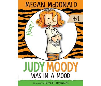 Judy Moody Book Series #1 Judy Moody was in a Mood!