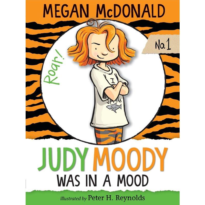 Candlewick Press Judy Moody Book Series #1 Judy Moody was in a Mood!