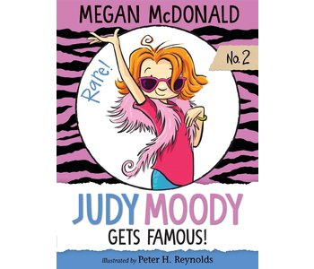 Judy Moody Book Series #2 Gets Famous!
