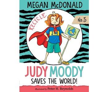 Judy Moody Book Series #3 Saves the World