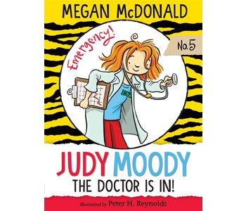 Judy Moody Book Series #5 The Doctor is In!
