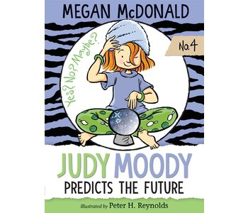 Judy Moody Book Series #4 Predicts the Future