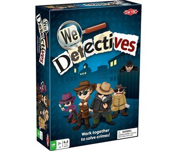 Tactic Game We Detectives
