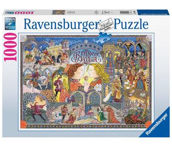 Ravensburger Puzzle 1000pc Romeo & Juliet