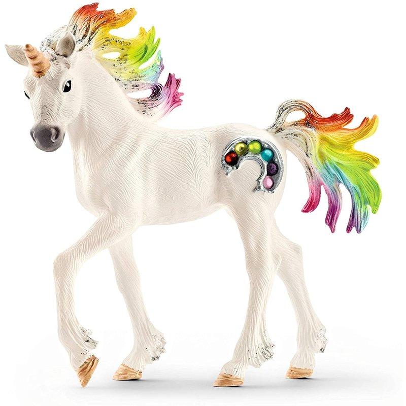 Schleich Bayala Rainbow Unicorn foal
