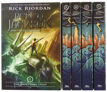 Percy Jackson 5 Book Box Set