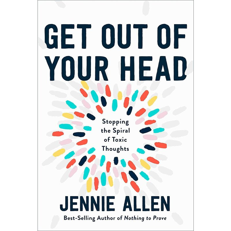 Crown Publishing Get Out of Your Head, a Novel