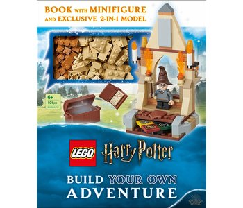 Lego Build Your Own Adventure Harry Potter Book