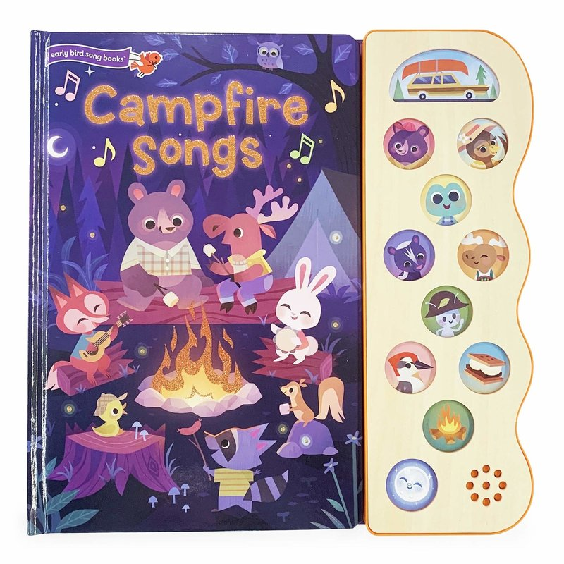 Cottage Books Sound Book Campfire Songs