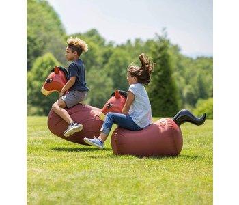 Hearth Song Hop 'N Go Inflatables Horses