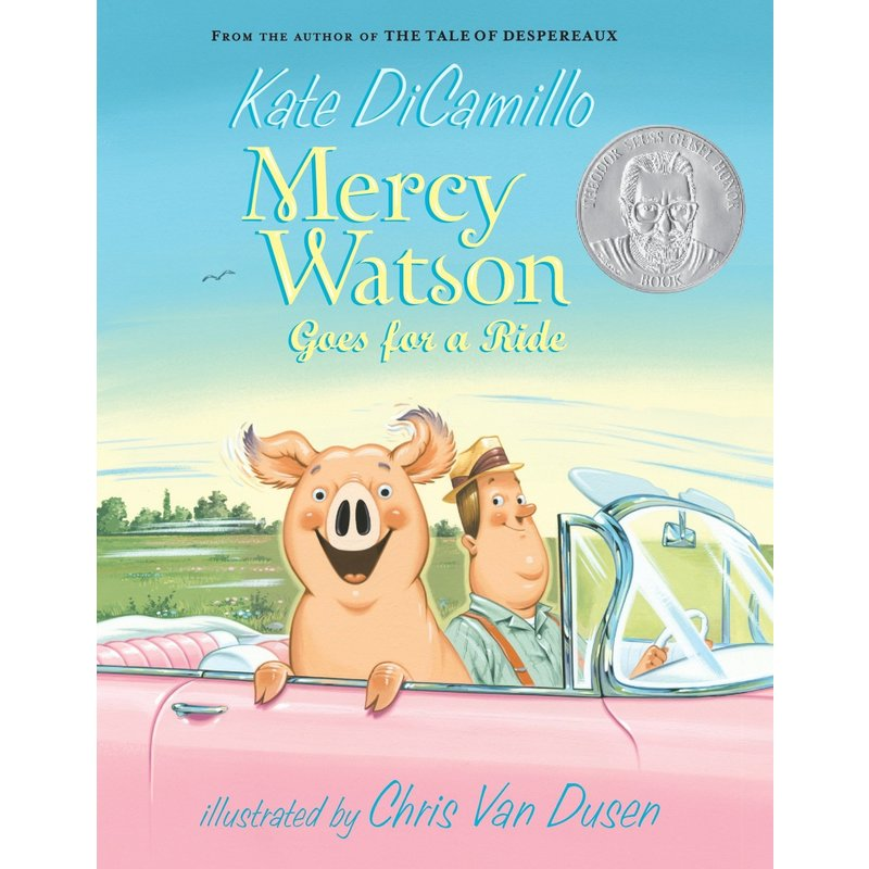 Candlewick Press Mercy Watson #2 Goes for a Ride