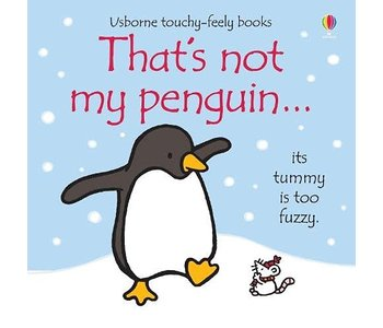 Touchy-Feely Board Book: That's Not My Penguin