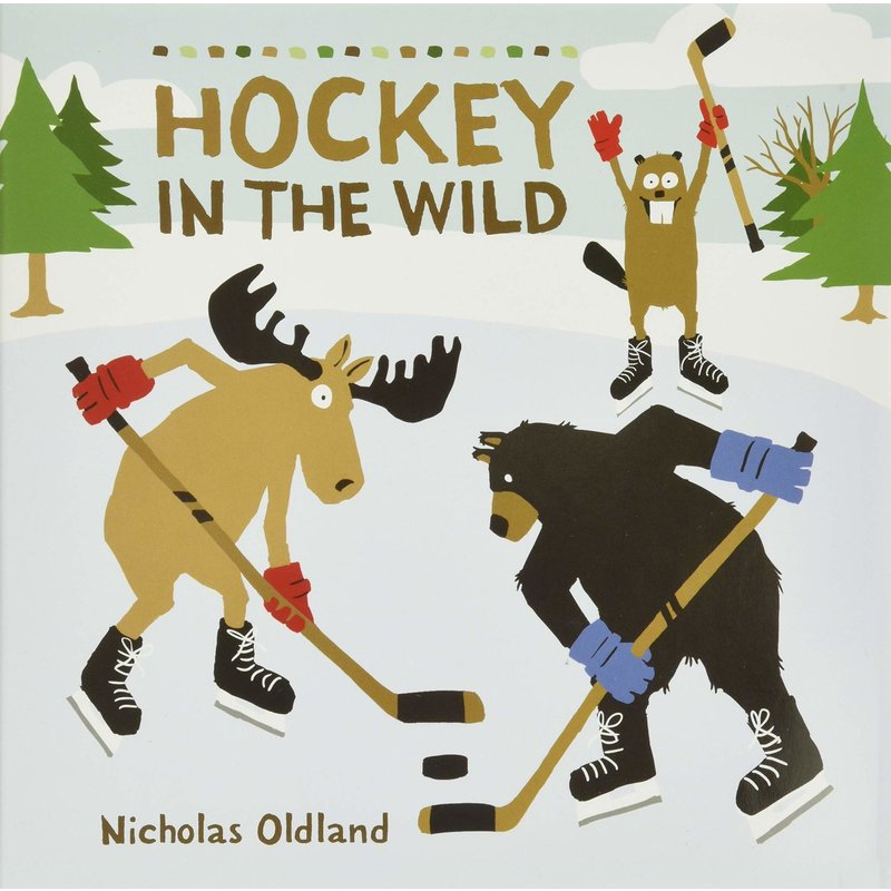 Kids Can Press Hockey in the Wild