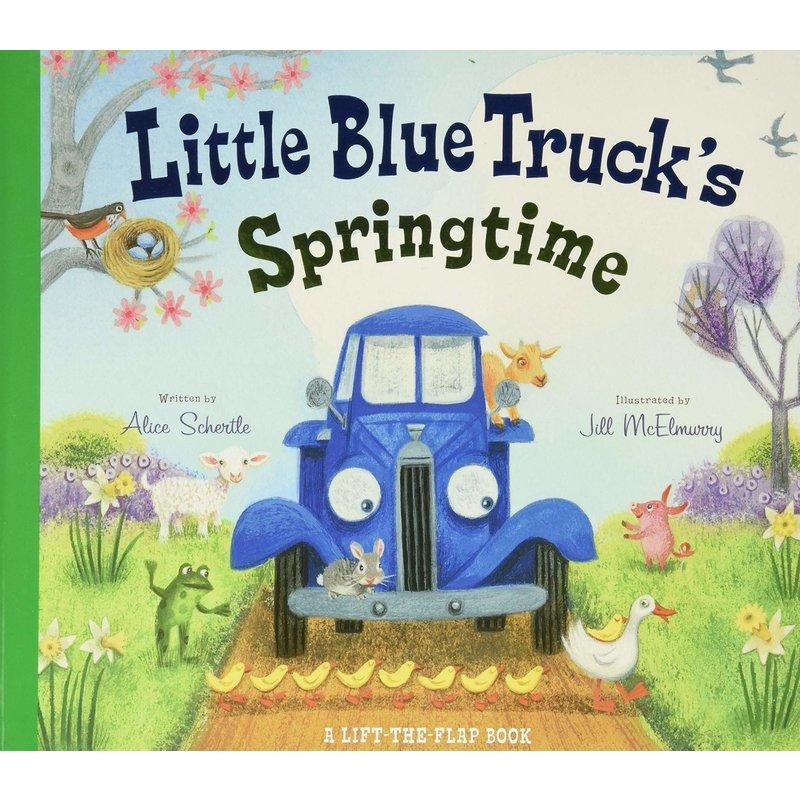 Raincoast Books Little Blue Truck Springtime Board Book