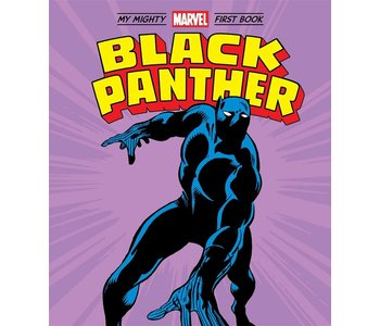My Mighty Marvel First Book Black Panther Board Book