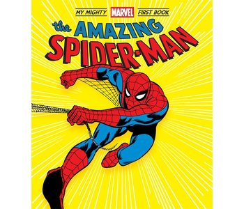 My Mighty Marvel First Book Spiderman Board Book