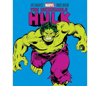 My Mighty Marvel First Book Hulk Board Book