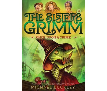 The Sisters Grimm Book 4 Once Upon a Crime