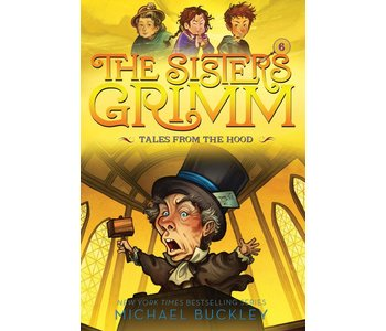 The Sisters Grimm Book 6 Tales From the Hood