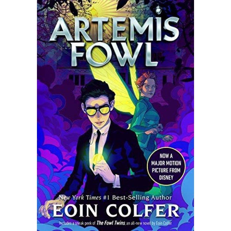 Disney-Hyperion Artemis Fowl Book 1