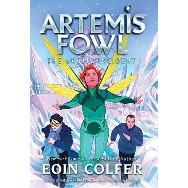 Disney-Hyperion Artemis Fowl Book 2 The Arctic Incident