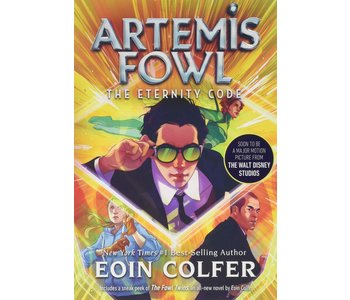 Artemis Fowl Book 3 The Eternity Code