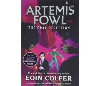 Artemis Fowl Book 4 The Opal Deception