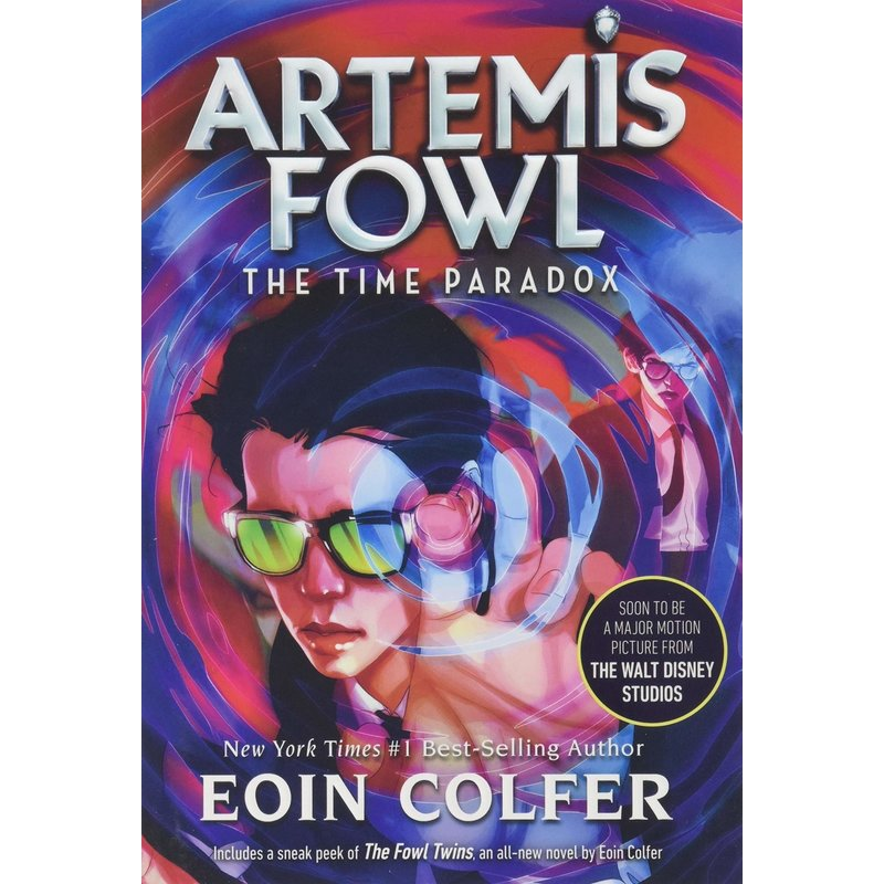 Disney-Hyperion Artemis Fowl Book 6 Time Paradox