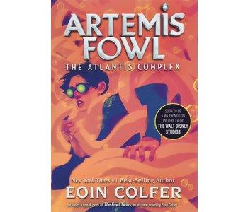 Artemis Fowl Book 7 The Atlantis Complex