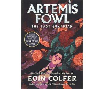 Artemis Fowl Book 8 The Last Guardian