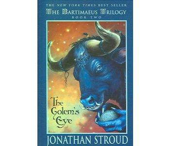 Bartimaeus Book 2 The Golem's Eye