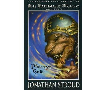 Bartimaeus Book 3 Ptolemy's Gate