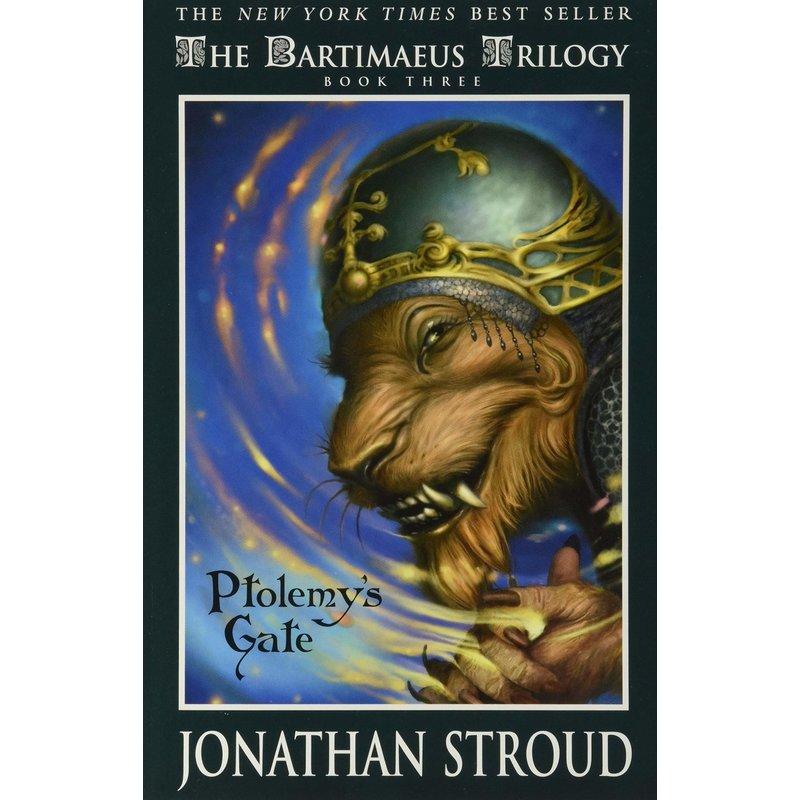 Disney-Hyperion Bartimaeus Book 3 Ptolemy's Gate